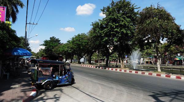 Chiang-Mai-kanal