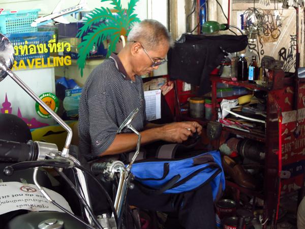 Siam-çanta-tamir
