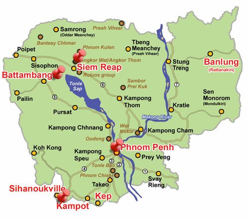 kambocya harita