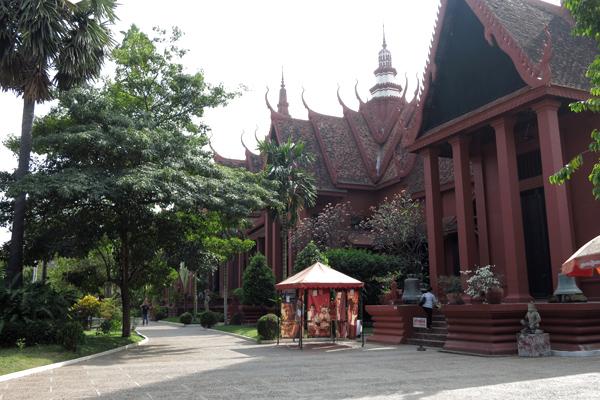 Phnom Penh muze