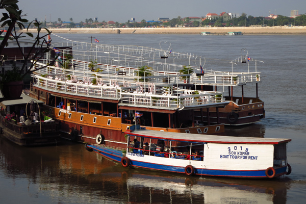 Phnom Penh tekne