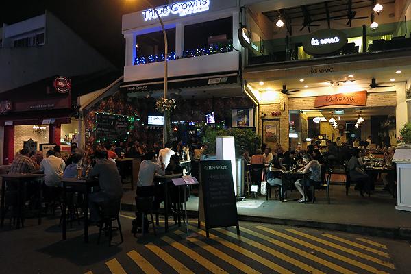 singapurkafeler